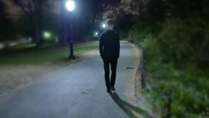 Spökparkbild