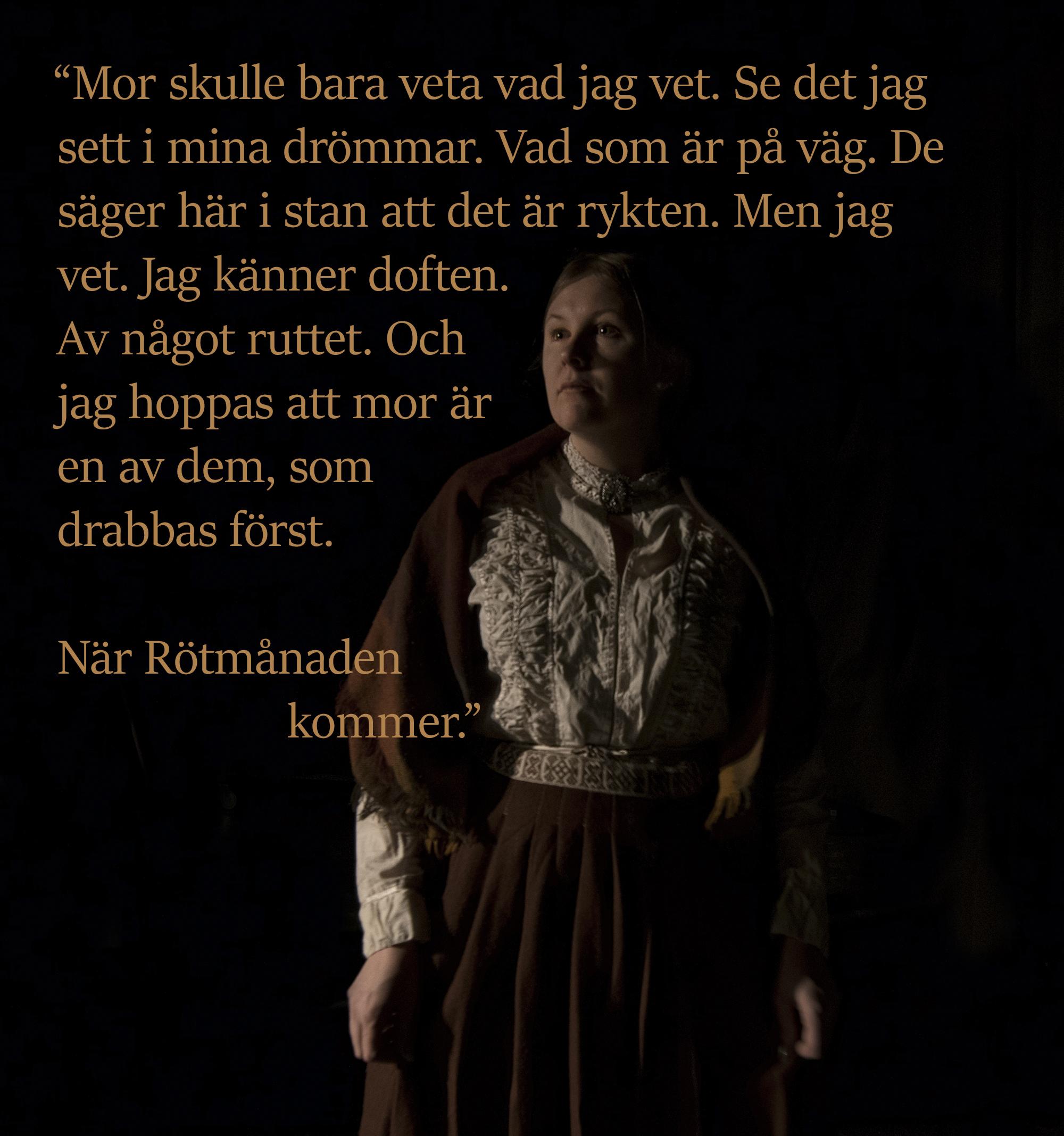 Sen anmälan Rötmånad